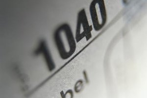 Calculate your adjusted gross income on form 1040.