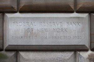 The Federal Reserve Bank of New York sets the effective fed funds rate.
