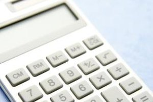 A number of financial websites provide free net-worth calculators.