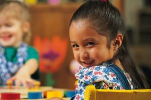 Preschool costs count toward the child care deduction or credit.