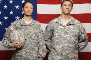 Most military personnel are required to pay taxes.
