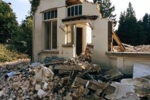 A regular homeowner's insurance policy does not cover catastrophes.