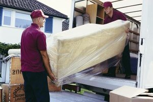 Hiring movers may be necessary when you're single.