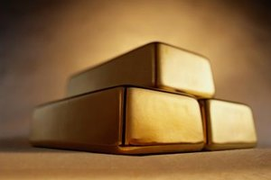 Investors can buy physical gold or funds invested in gold.