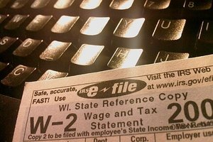 File taxes online