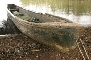 Dugout canoes were a prominent mode of transportation in the Pacific Northwest.