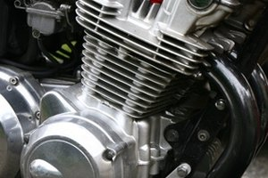Troubleshoot Yamaha motorcycle carburetors to disclose problems.