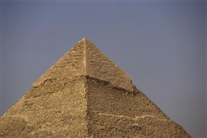 Ten Facts About Pyramids