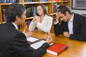 Married couples can find legal separation a hectic and tedious process.