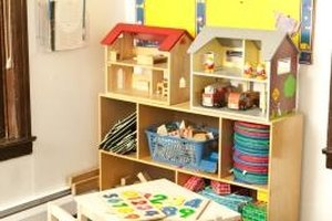 How to Decorate a Preschool Classroom Using a HighScope Curriculum