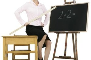 Characteristics of an Incompetent Professional Teacher