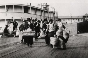 Were New Immigrants Discriminated Against in Late 1800s & Early 1900s?