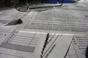 Small businesses require a number of tax forms.