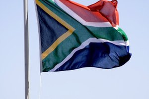 Defend this flag as a member of the South African army.