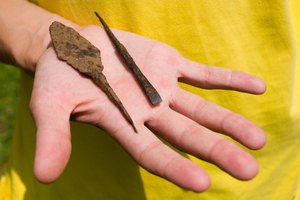 How to Identify Choctaw Indian Arrowheads