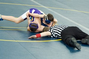 High School Wrestling Grants