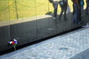 The Wall-USA website lists every name on the Vietnam Memorial Wall in Washington.