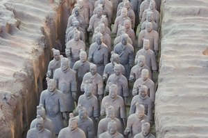 How to Make a Terracotta Warrior School Project