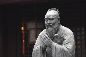 The Similarities in Confucius and Lao Tzu