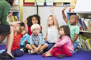 Silly Sally Activities for Kindergarten
