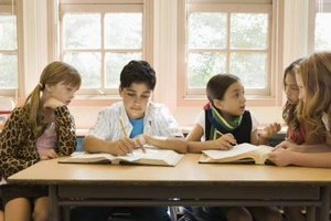 Tips on Group Work in Elementary Classrooms