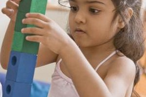 Objectives of Block Centers for Preschoolers