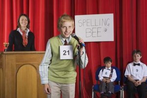How to Prepare for a Spelling Bee