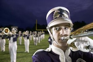 Government Grants for a High School Band