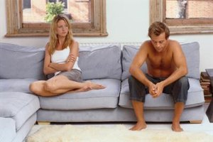 Substance abuse can drive an emotional wedge between spouses.