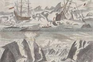Shipwrecks were common in the 18th century.
