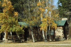 Stay in a rustic lodge on the canyon's North Rim.