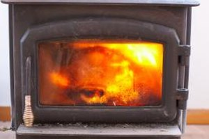 Energy credits exist for installation of a pellet-buring stove.
