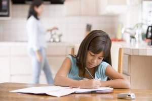 How to Grade Homeschool Papers