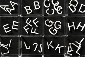 How to Teach the Alphabet to Adults
