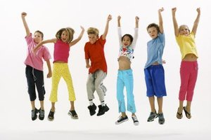 Teaching Kids Easy Cultural Dance Steps