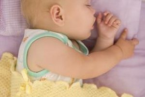 Track your baby's sleeping patterns to predict when it needs naps.