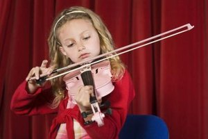 How to Make a Violin for a School Project