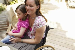 Government Grants for Children With Disabled Parents