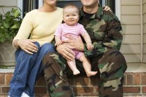 Your little one might have a personal reason for praying on Veteran's Day.