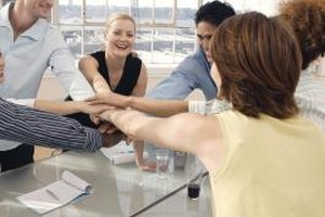 Ice breakers help new employees get acquainted so they work better together.
