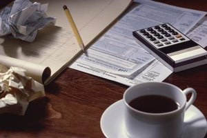 Filling out the tax forms at the end of the year can be complicated when you are separated.