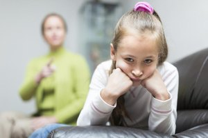An overbearing mother can negatively impact childhood development and behavior later in life
