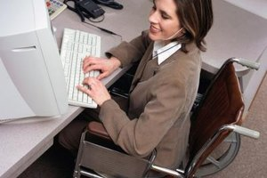 Services from rehab counselors and occupational therapists can help disabled adults return to work.