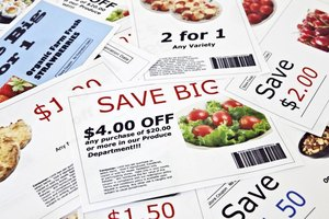 Cut manufacturer's coupons -- even for products you don't use -- to benefit others.