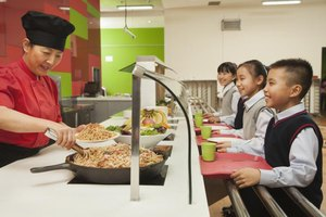 Income Eligibility Requirements for Free or Reduced School Lunches