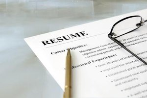 Helping your husband update his resume for a new career can be helpful.