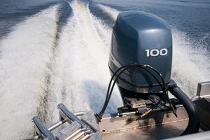 A strong outboard adds zip to a boat, as long as you know how to start it.