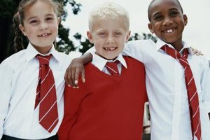 Ten Reasons Why Children Should Wear Uniforms