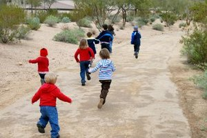 How to Teach Locomotor Skills to Children