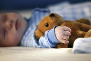 Music may help your child sleep better if used as part of a routine.